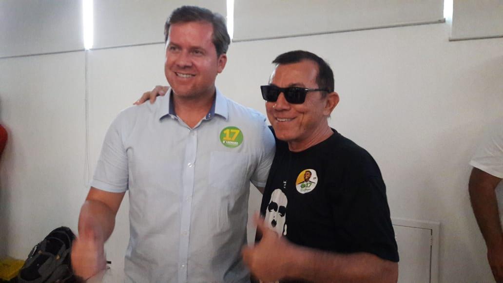 Marx Beltrão e Ildo Rafael