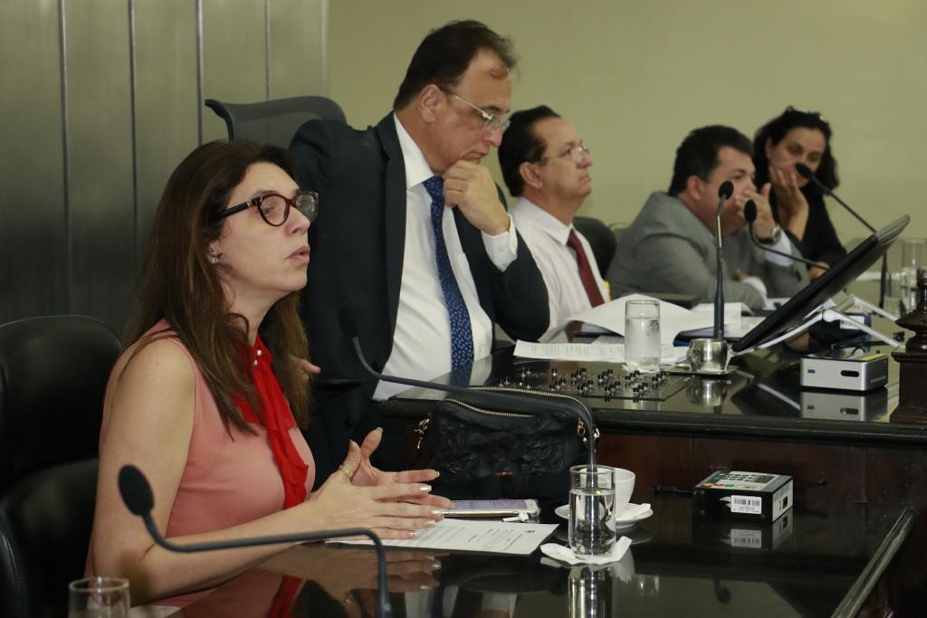 Deputada Jó Pereira e Deputado Galba Novaes