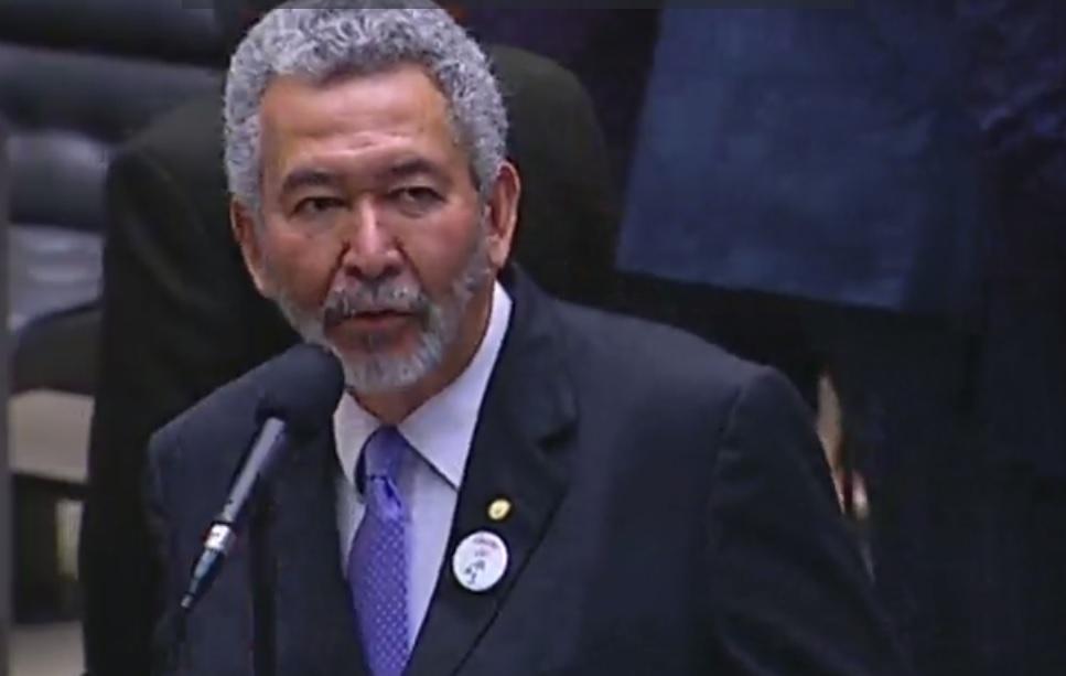 Deputado federal Paulão
