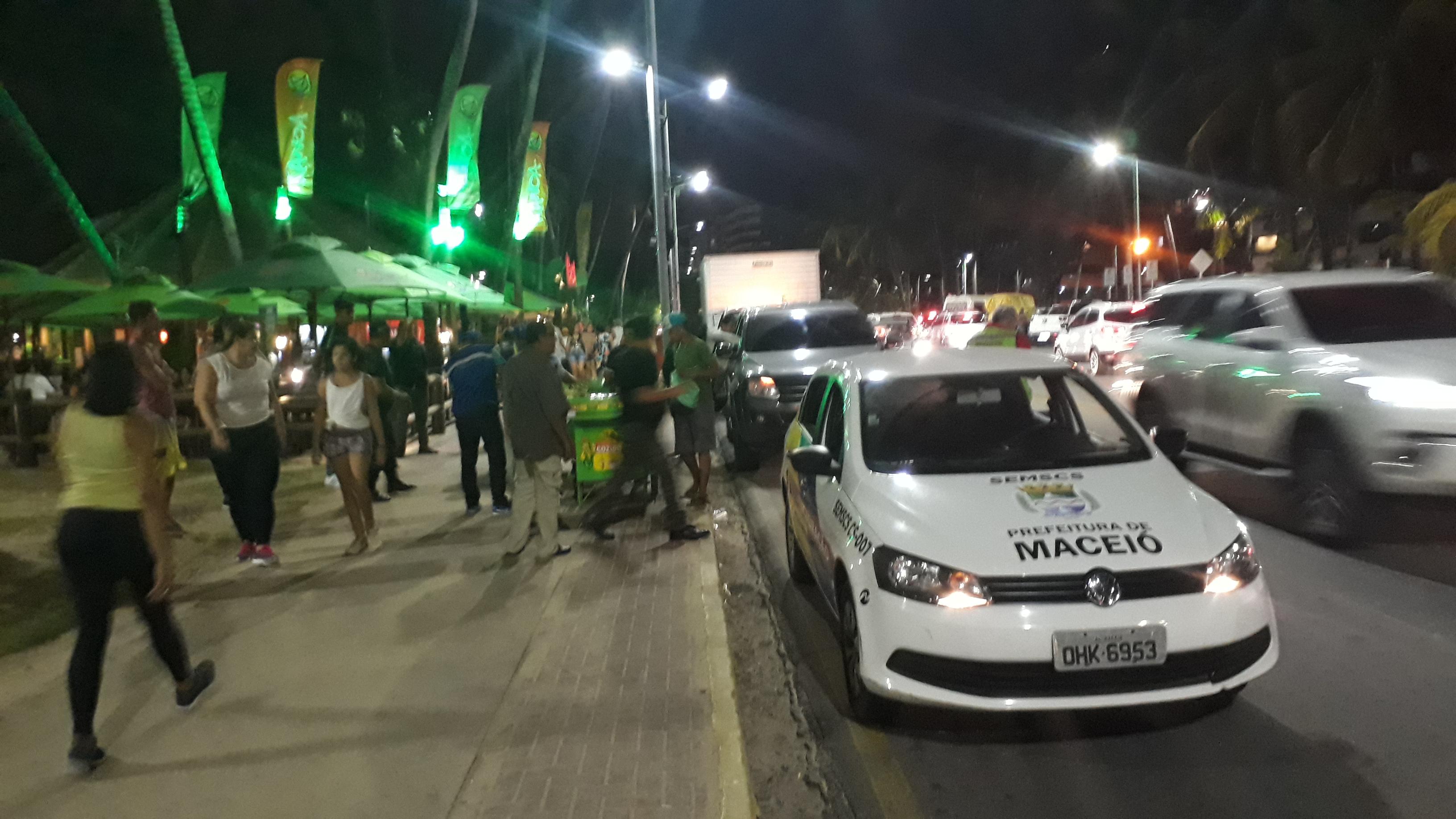 Apreensões por fiscais da SEMSCS causam revolta em Maceió