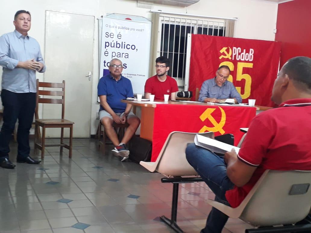 PCdoB confirma pré-candidatura à prefeitura de Maceió