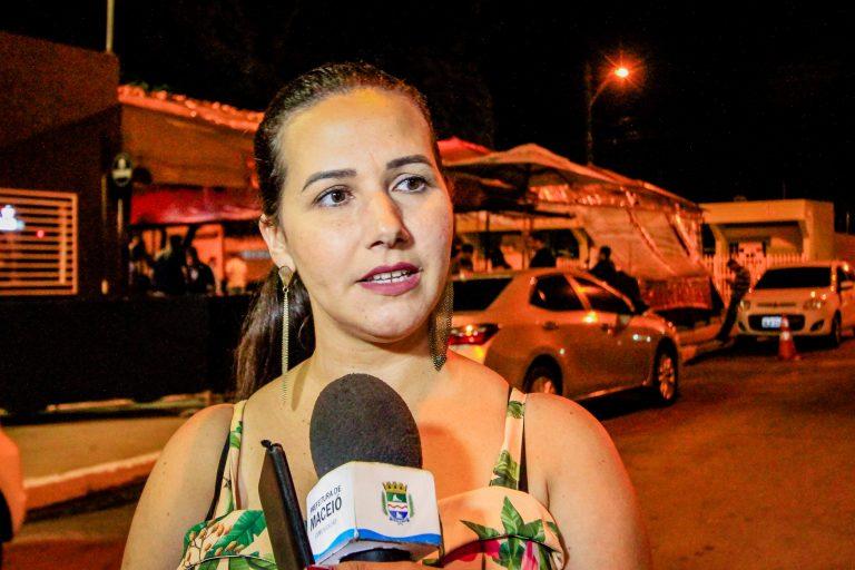 Viviana Peixoto, presidente da Associação Inocoop.
