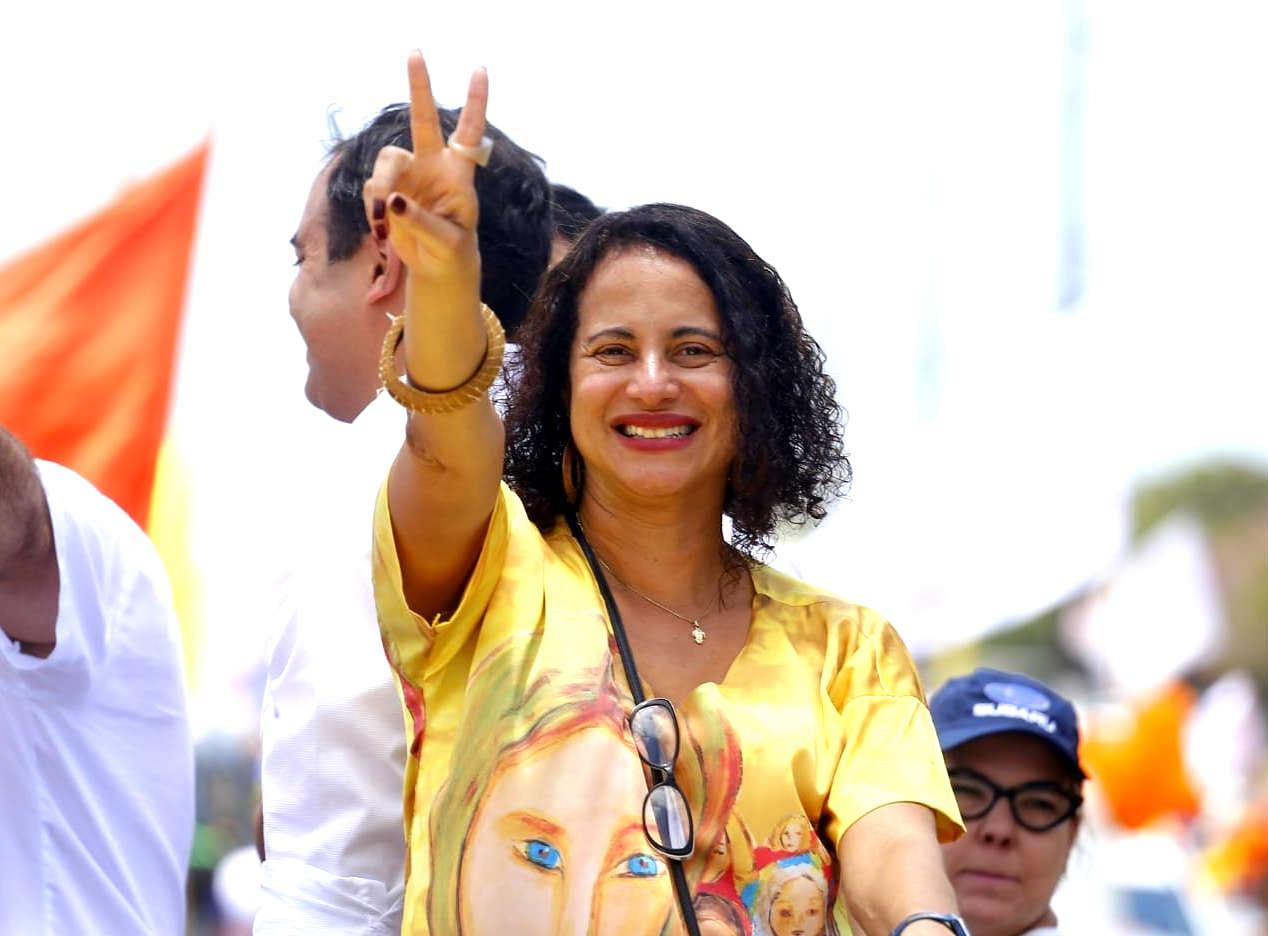 Ato contará com a participação de Luciana Santos, presidente nacional do PCdoB e vice-governadora de Pernambuco.