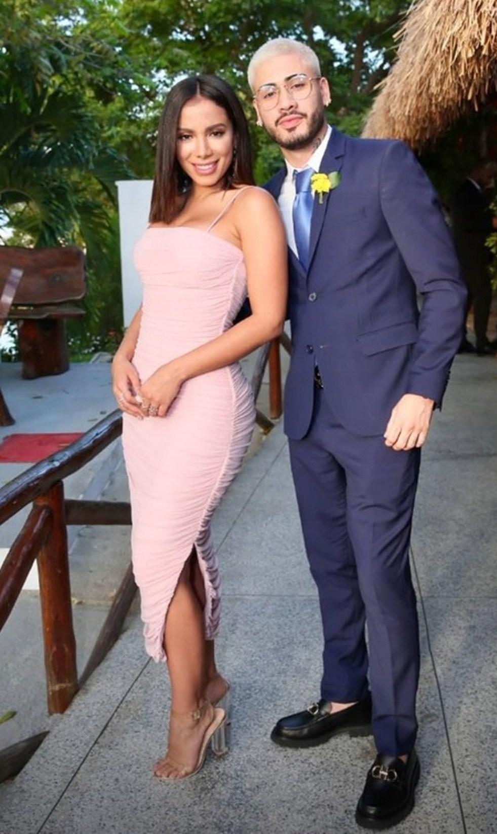 Anitta e Kevinho