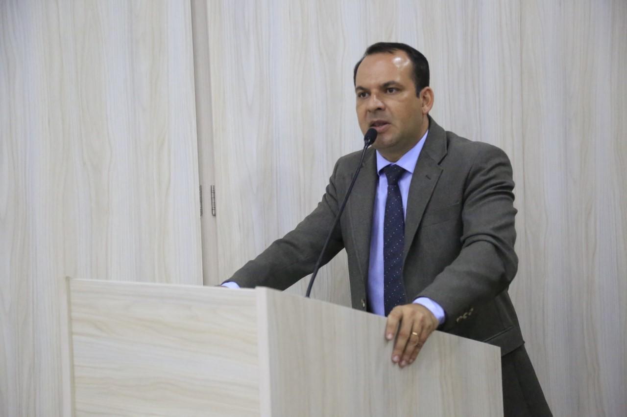Vereador Francisco Sales