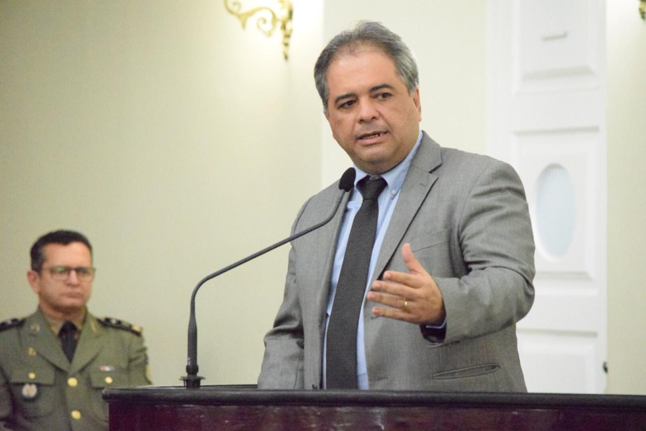 Deputado Silvio Camelo