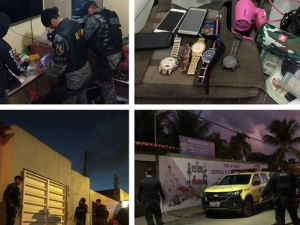 Prisões são decorrentes de operação desencadeada pelo Ministério Público do Estado (MPE/AL).