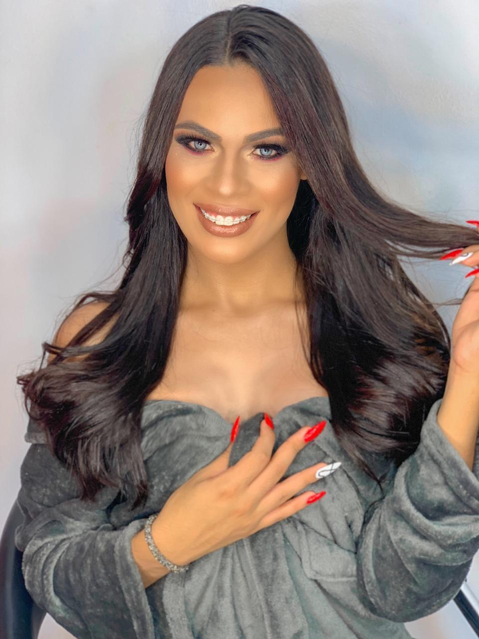 Pré - candidata a vereadora de Arapiraca Angles Alves (PSL)