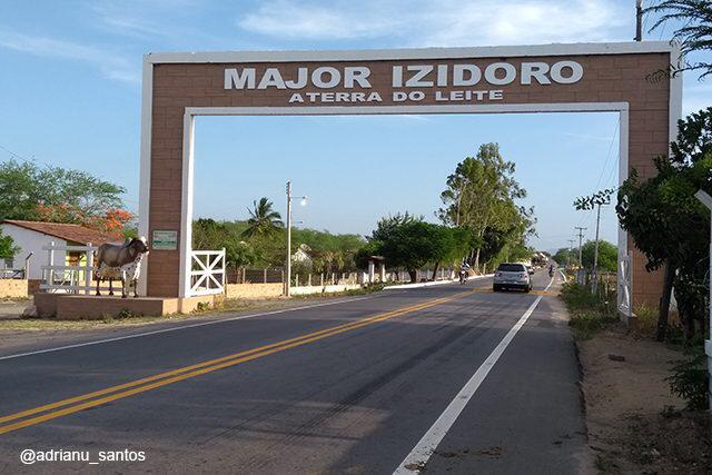 Major Izidoro
